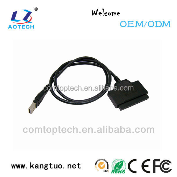 High speed at 480Mbps USB2.0 sata to usb adapter board
