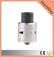 2016 Atomizer 316 Stainless Steel SR One RDA Atomizer vs Horney Wild Bull RDA Clone Atomizer 510 w/ Bottom Feeder mod in Stock