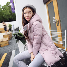 WA10039 2016 HOT SALES POPULAR STYLE women winter ultralight long style down jacket