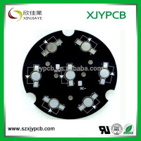 China Factory LED Rigid PCB For Street Light, Aluminum PCB Mounted 3w High Power LED