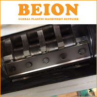 BEION flat type cutter crusher for packing film/waste bag/plastic sheet