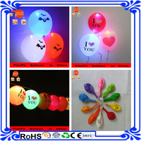 2016 hot selling Inflatable led balloons lights for adult party decorations