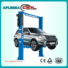 4 ton hydraulic cylinders electric lock system 2 post lifts/ car lifts/car hoist/lifting device