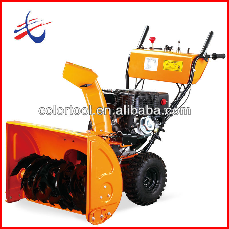 2013 new market snow blower/ gas snow thrower