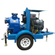 DEFU 2 inch small dirty water pump with self priming function