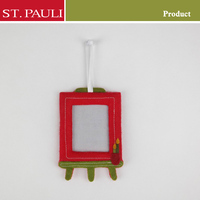 low price christmas hanging decoration hot product card holder new novelty