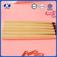 Simple monochromatic round rod wood ball pen/promotional ball pen/Best sales Cheap Silm cross ball pen
