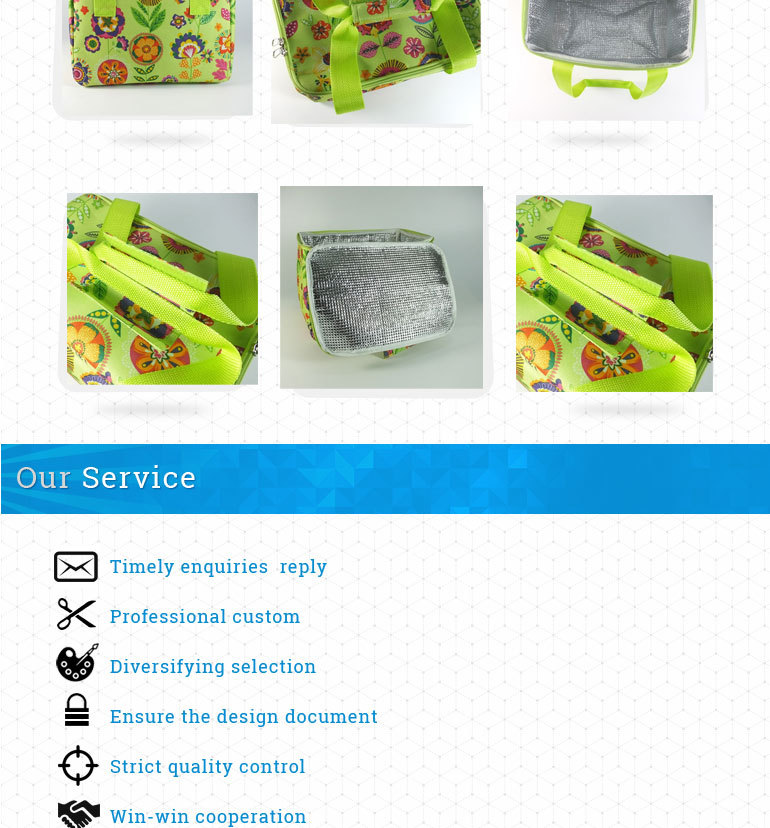 Promotion fitness cooler lunch bags