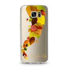 2016 Cell phone 3d cases for iPhone 6 Custom Printed phonecase for samsung galaxy s7 case galaxy a7