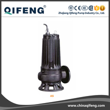 AS electric submersible sewage water pump for sludge living water