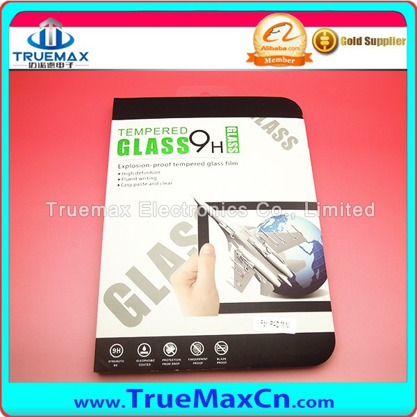 great quality Clear Tempered Glass Screen Protector for ipad mini