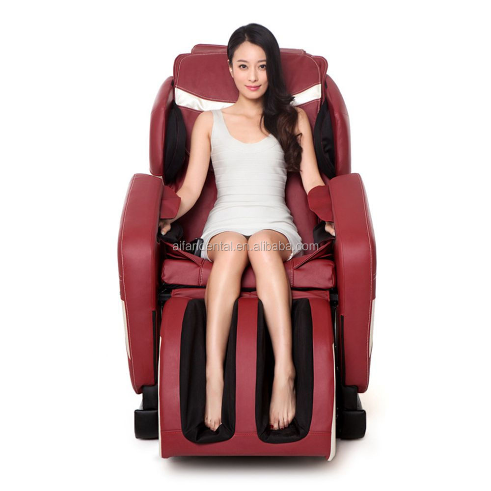 Aifan Health Brand New Products Cheap Luxury 3D Zero Gravity Full Body Massage Chair