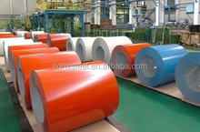 Shandong SDG Competitive price PPGI Steel Coil / preprinted wrinkled PPGI plate / prepainted galvanized steel coil