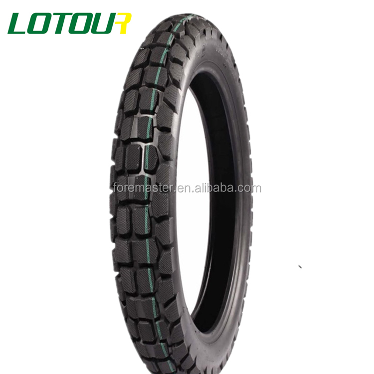 LOTOUR Brand 3.00-18 300 18 3.00*18 motorcycle tire to philippines