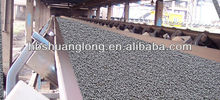 Super quality natural rubber conveyor belt used for Iron ore carrying