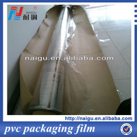 india blue film pvc transparent film