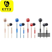 Wired Earphones for Phone with Mic Microphone In-Ear Headsets Standard stereo Earbuds 3.5mm jack