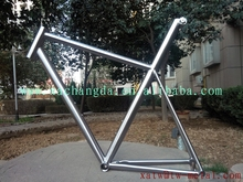 titanium road bicycle frame titanium road bike frames Egg-Shaped seat tube Ti road bike frame