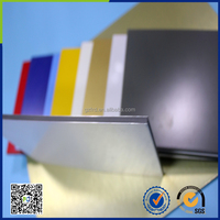 fast delivery time acp acm fascia aluminum board