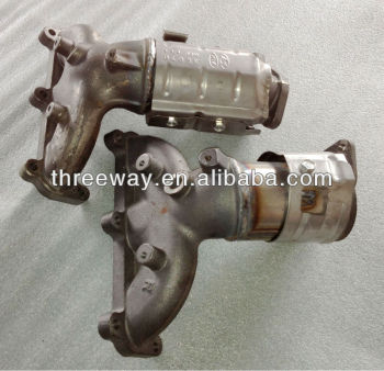 New Santa Fe catalytic converter