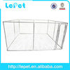 manufacturer wholesale galvanize tube chain link dog kennel runs/kennel for dog/animal enclosure fence
