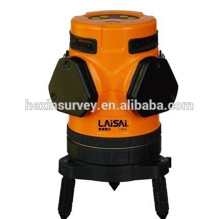 Laisai LS632 Beam Laser Level 2X360V360H