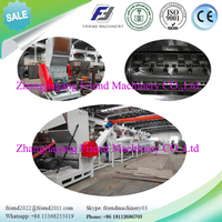 Waste plastic PE/PP film recycling crushing washing drying plant/machine/line