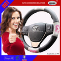 Design Your PVC PU Jewel Steering Wheel Covers