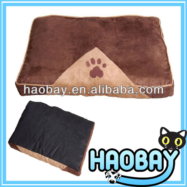 The Dog Paw Design Personalized Pet Dog Cushion