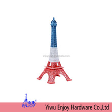 WORLD famous building metal model european tourism souvenir METAL craft