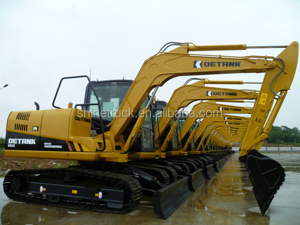 6.5 ton mini small excavator/small earth moving equipment