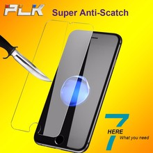 Alibaba Express 9H Mobile Phone Screen Protector, Mobile Phone Accessory 2.5D Tempered Glass Screen Protector For iPhone 7#