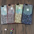 2017 New arrival Glitter with colorful plating mobile case for samsung galaxy a9 pro