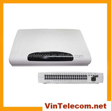 China PBX manufacturer VinTelecom CP832 PABX with 8lines & 32 Ext. much cheaper than Panasonic