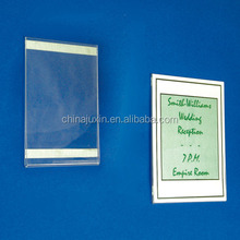 Adhesive A3 Poster Card Case