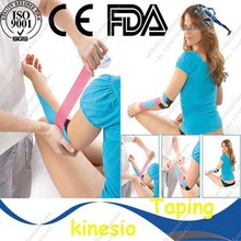 Relief lady muscle tape kinesiology sports tape tex
