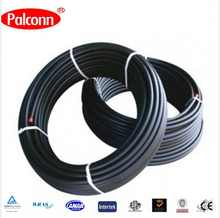 Butt-welded PEX-Al-PEX multilayer pipe for gas