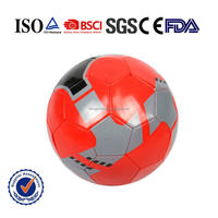 Official size 5 PVC mini soccer ball promotion football/TPUBest promotional pvc size 5 soccer ball football