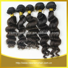 raw virgin brazilian hair extensions with the best price perfect after sale service and strick quality control system