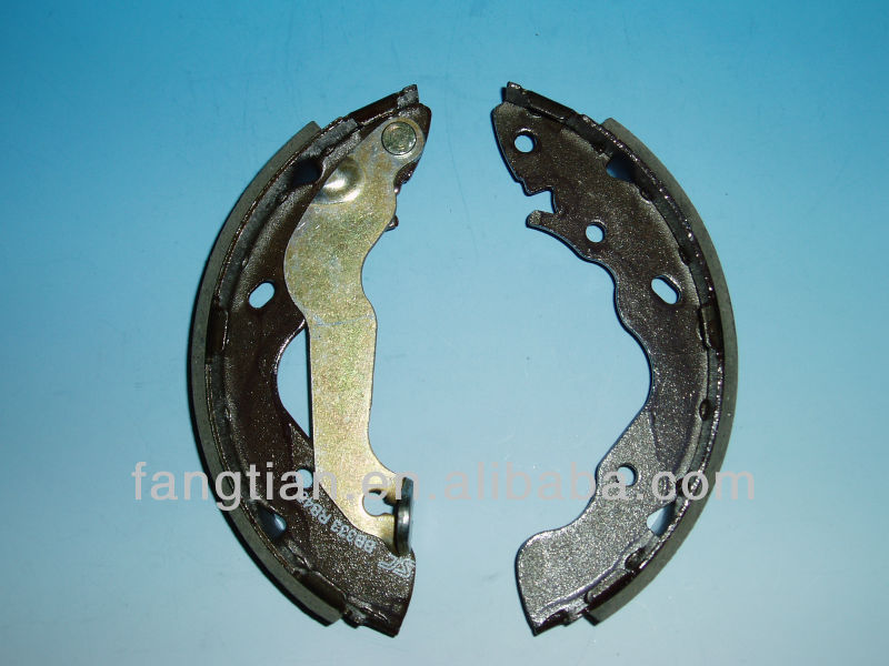 Semi Metal Cheap Brake Shoe For Mahindra