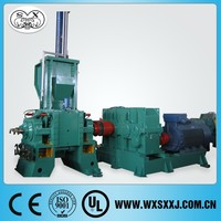 Rubber & plastic dispersion mixer/rubber kneader machine