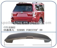 Abs rear spoiler for FORESTER ' 09