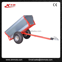 China manufacturer trailer used bulk cement trailer