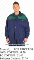 Top quality safety clothing work wears