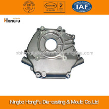 Custom aluminium Die Casting Speed Reducer of the Radiator Part