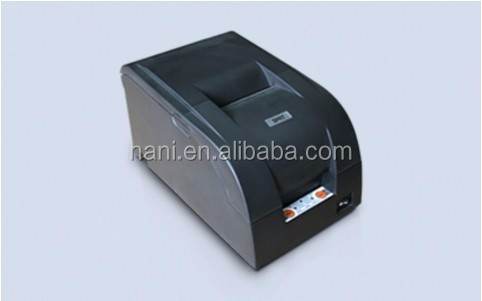 76mm SP-POS 764 Dot Matrix needle Printer stylus printer Impact Dot Matrix Printer Support Paper Out Alarm