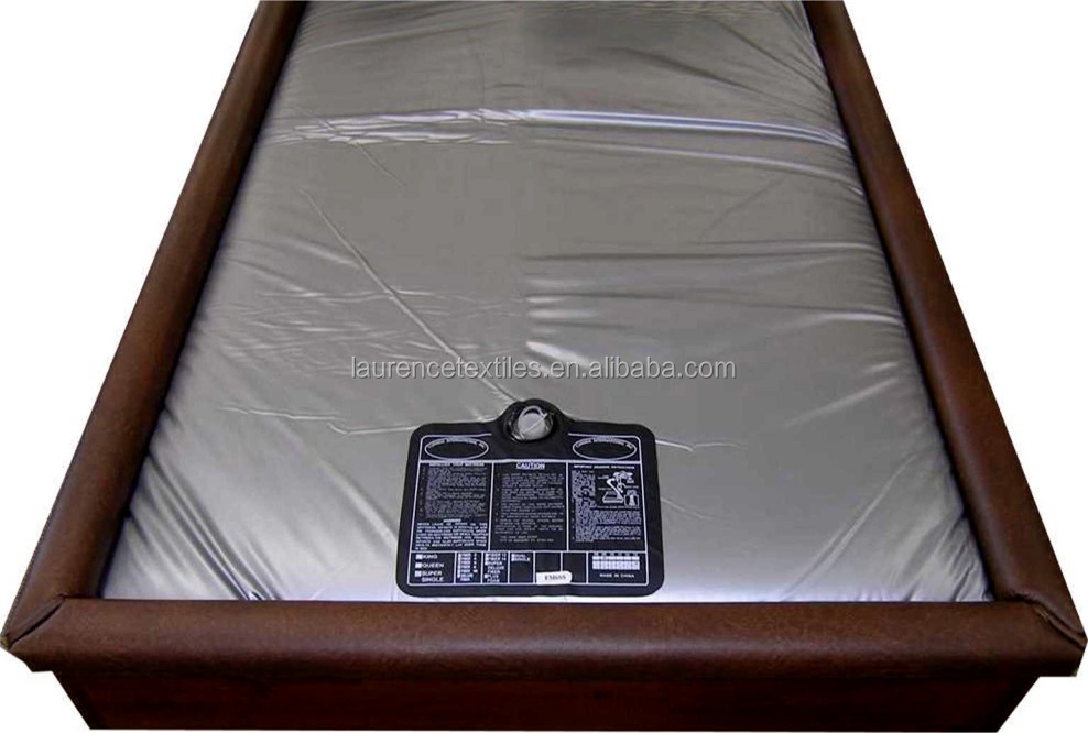 Silver Hard side high quality waterbed mattresses