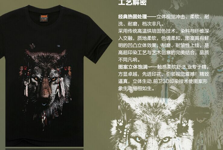 NEW 100% cotton digital printing wholesale t shirt design/t shirt pattern printing/custom t-shirt