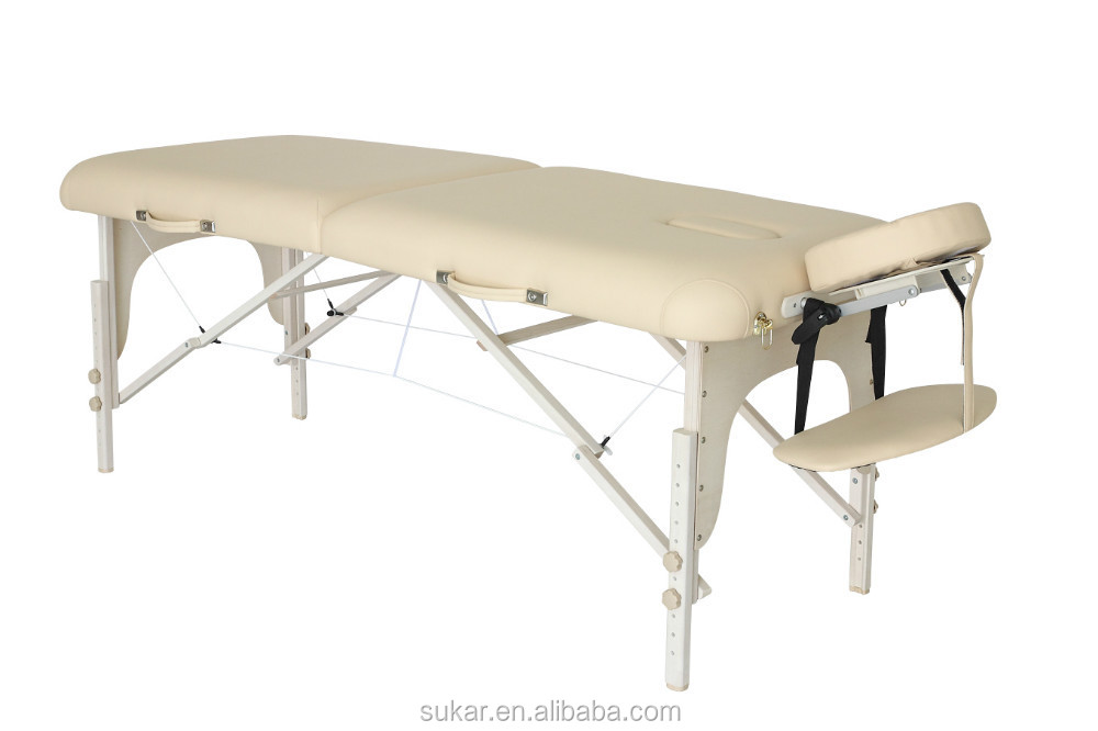Choyang Massage Bed Price Wooden Massage Table With Free Carry Bag
