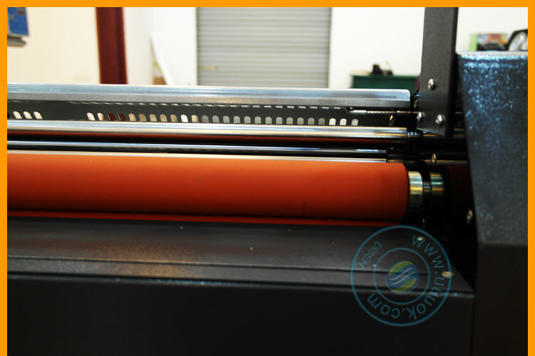 High precision bopp film lamination machine